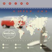 Travel corporate website design