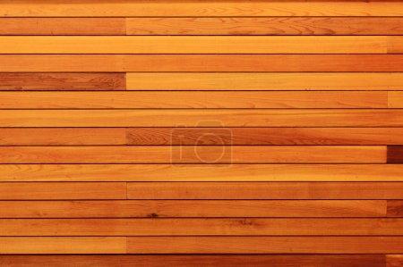 Foto de Nueva textura de fondo abstracto moderno tablón de madera - Imagen libre de derechos