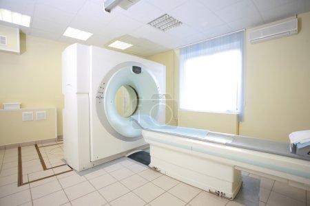 Photo pour Salle CT Scanner - image libre de droit