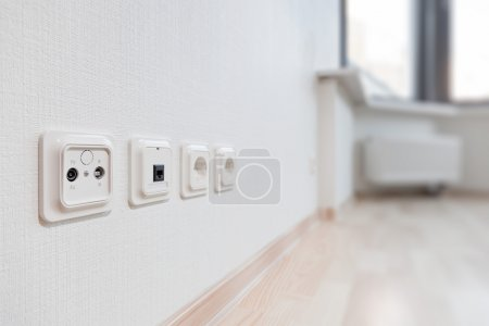 Sockets for electrical appliances