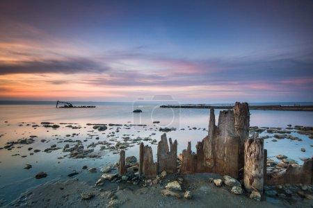 Old salt posts