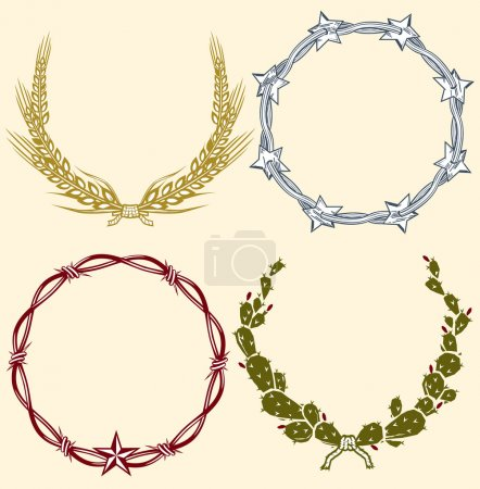 Country Wreaths