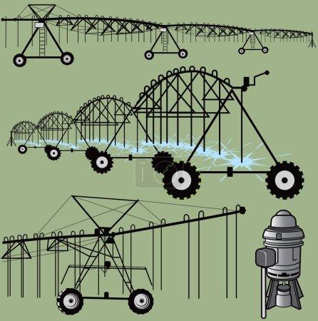 Irrigation Clip Art