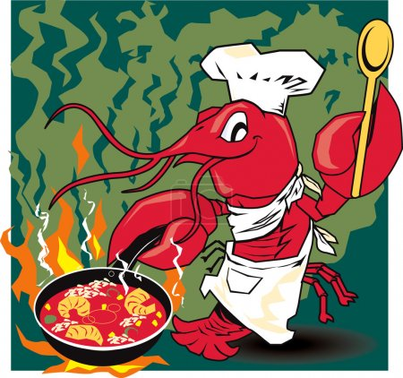 Crawfish Chef