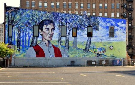 Springfield Illinois Abraham Lincoln Wall