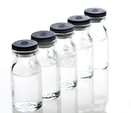 Glass Medicine Vials