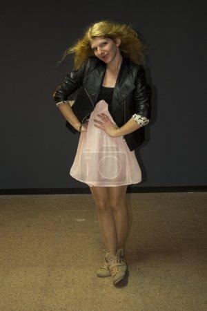 Glam Rock Girl