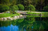 Japonská zahrada kurimoto