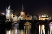 Prague Old Town with the Charles Bridge
