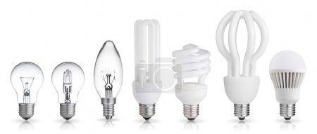 Set of ilight bulbs