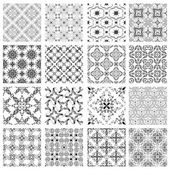 Easy to edit vector illustration of seamless pattern