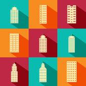 Building and Skyscraper icon