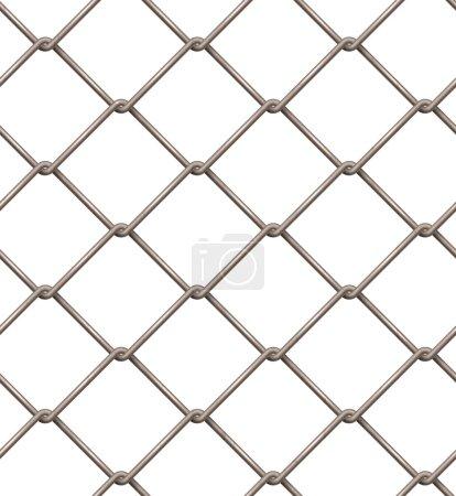Iron rabitz grid