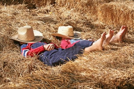 Boys Sleeping
