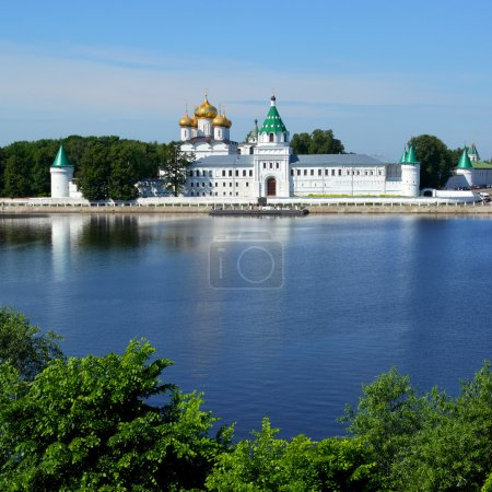 Russia, Kostroma city, Ipatievsky monastery