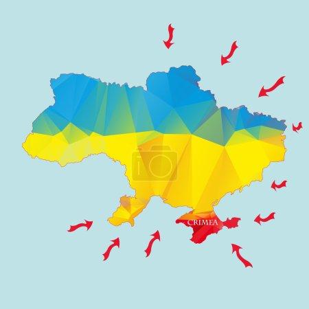 Annexation Crimea from Ukraine