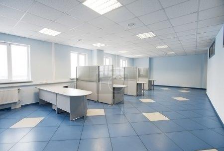 Plain office space