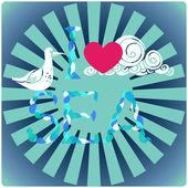 Vyznání lásky po moři, s rackem