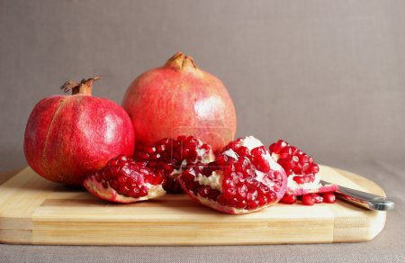 Photo for Pomegranate - Royalty Free Image