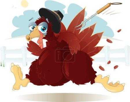 Dead Turkey Running