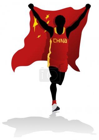 Chinese Race Winner