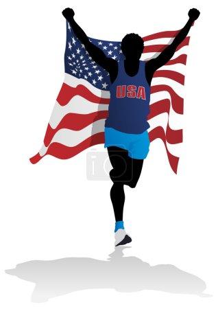 USA Race Winner