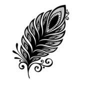 Peerless Decorative Feather