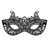 Beautiful Masquerade Mask (Vector)