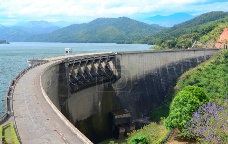 Victoria reservoir