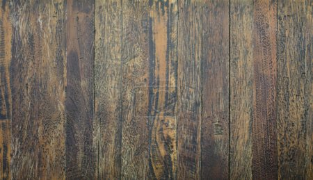 Photo for Old wood plank texture background - Royalty Free Image