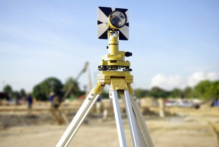 Engineer and architecture theodolite camera