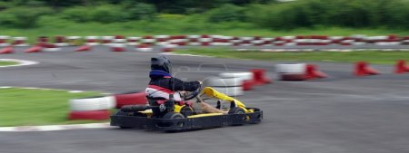 speed go carting