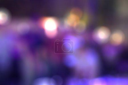 abstract blur purple light background
