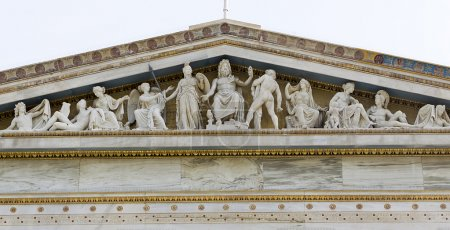 Olympian Gods from the Academy of Athens