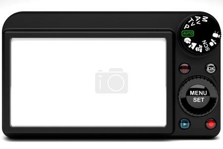 Display Digital camera