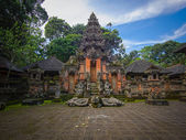Monkey Forest Temple in Ubud, Bali
