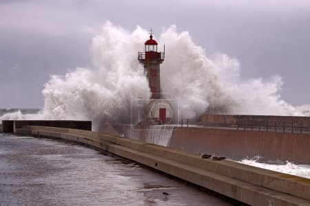 Большая штормовая волна