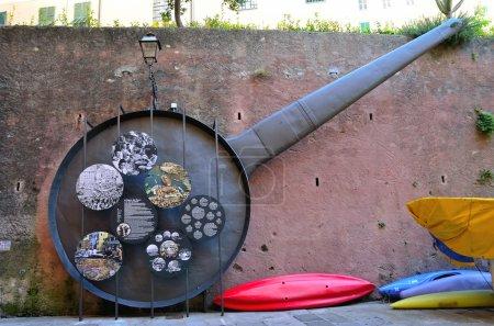 Fish festival of Camogli, Italy