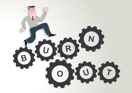 Burnout, Stress, workaholic