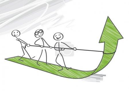 Teamwork, growth