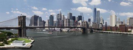 Photo pour New York City Manhattan - image libre de droit