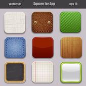 set square for app