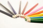 Pastelky, barevné tužky