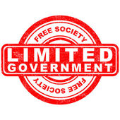 Stamp of Limited government