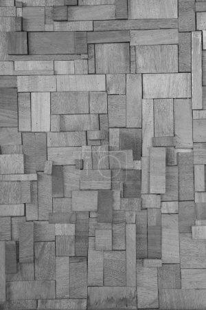 Wände, Holzteile bringen mehrere Teile zusammen
