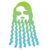 Beard vector illustration
