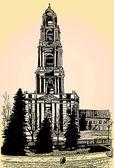 sketch belfry