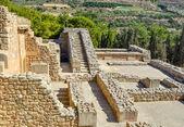 "Постер, картина, фотообои ""Кносский дворец на острове Крит"""