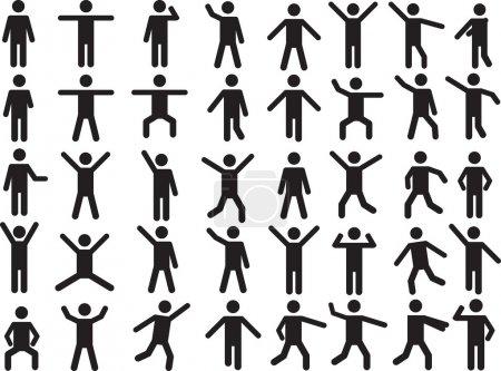 Human pictogram