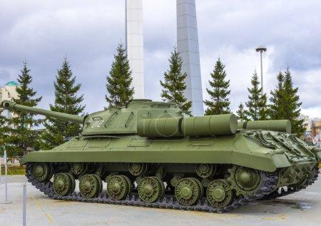 Photo pour Réservoir russe extérieur - image libre de droit
